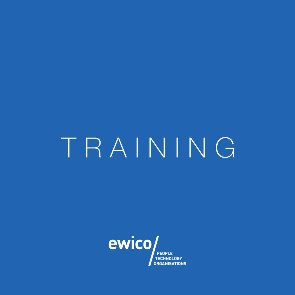 Training ewico Wifi Alto Adige